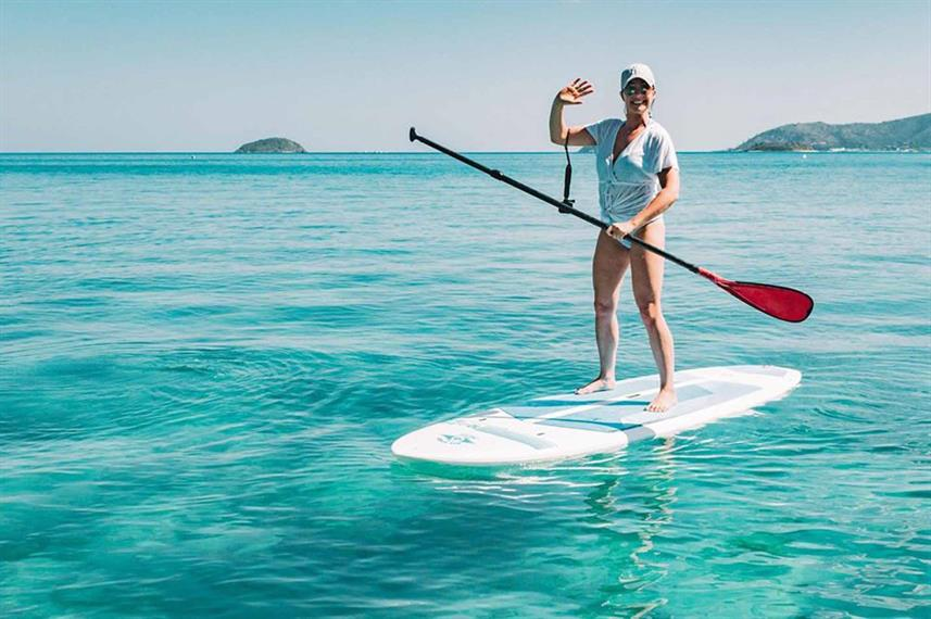 Stand Up Paddleboarding - Entice