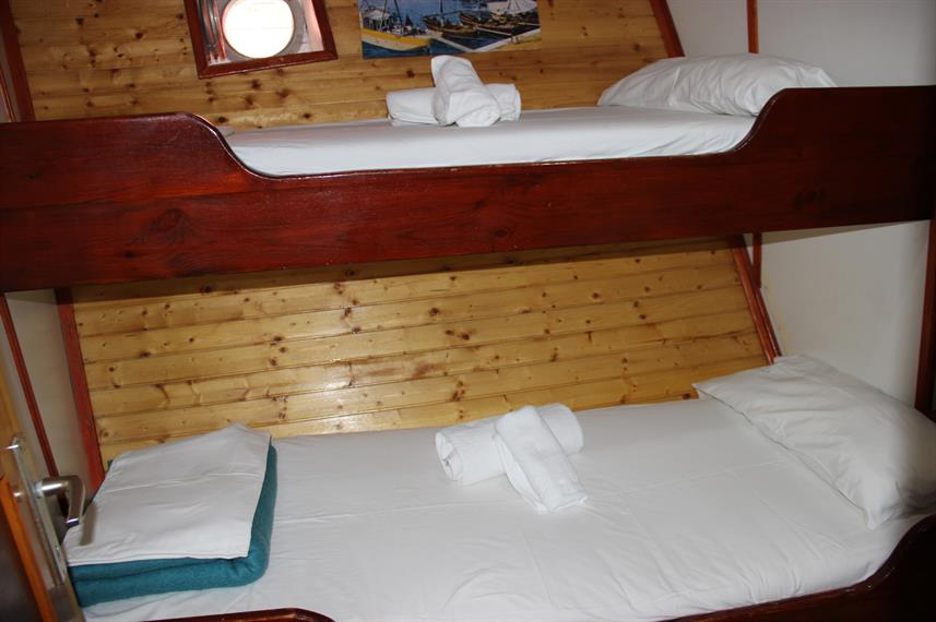 Cabins - Katarina Line Traditional En-Suite