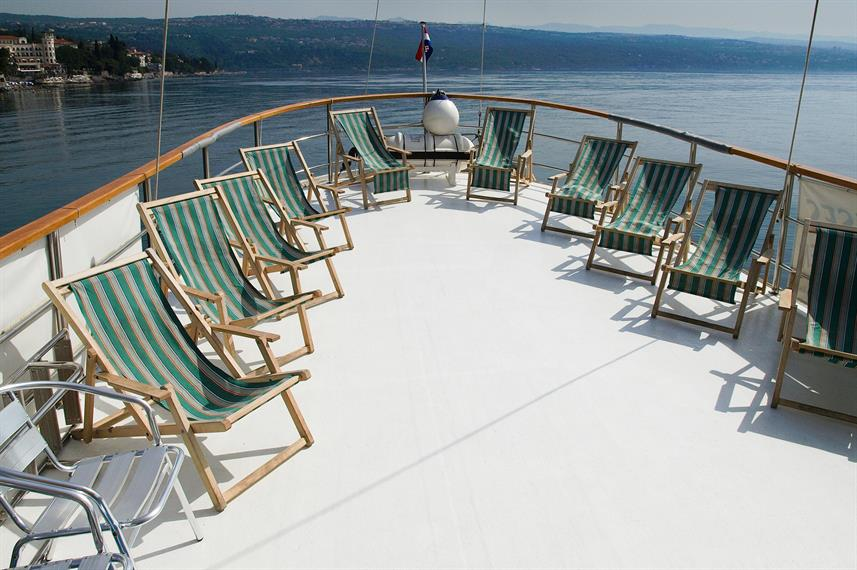 Sun Deck - Katarina Line Traditional En-Suite