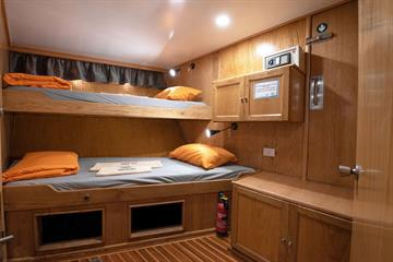 Lower Deck Bunk