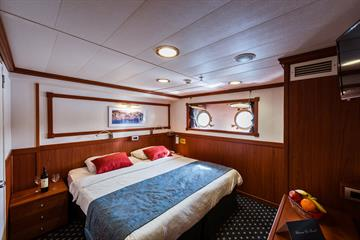 Cat C - Lower Deck Cabins