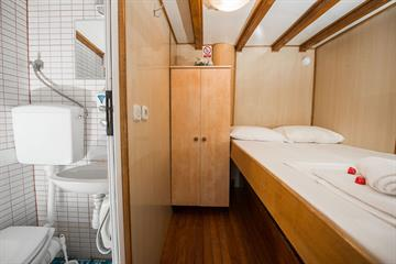 Lower Deck Cabins
