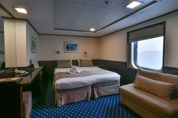 Category P Cabins