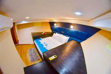 Deluxe Double Cabin Lower Deck